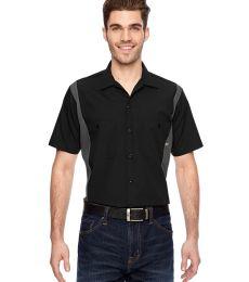 LS524 Dickies Adult Industrial Color Block Shirt