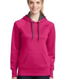 Sport Tek LST250 Sport-Tek Ladies Tech Fleece Hooded Sweatshirt