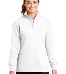 Sport Tek Ladies 14 Zip Sweatshirt LST253