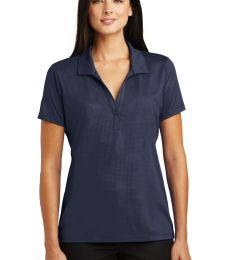 Sport Tek LST630 Sport-Tek Ladies Embossed PosiCharge Tough Polo
