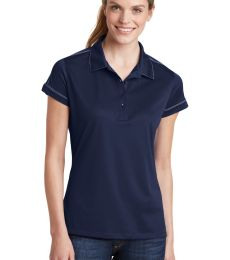 Sport Tek Ladies Contrast Stitch Micropique Sport Wick Polo LST659