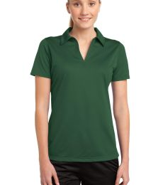Sport Tek LST690 Sport-Tek Ladies PosiCharge Active Textured Polo