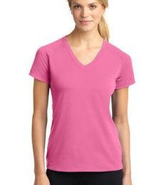 Sport Tek Ladies Ultimate Performance V Neck LST700