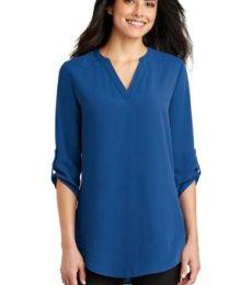Port Authority Clothing LW701 Port Authority Ladies 3/4-Sleeve Tunic Blouse