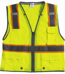 1510-1511 ML Kishigo - Brilliant Series Heavy Duty Class 2 Vest
