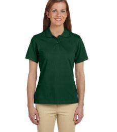 Harriton M200W Ladies' 6 oz. Ringspun Cotton Piqué Short-Sleeve Polo