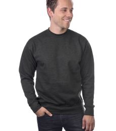 M2450A Cotton Heritage Pullover Crewneck Sweatshirt
