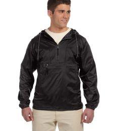 Harriton M750 Adult Packable Nylon Jacket