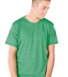 MC1225 Cotton Heritage Men's Portland Heather Crew Neck Tee