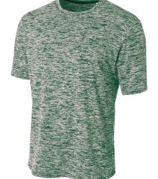 N3296 A4 Men's Space Dye Performance T-Shirt