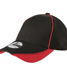 NE1050 New Era® - Contrast Piped BP Performance Cap