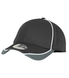 NE1070 New Era® Hex Mesh Cap