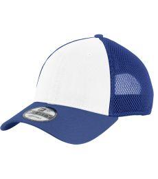 NE204 New Era® - Snapback Contrast Front Mesh Cap