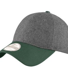 NE206 New Era® Melton Wool Heather Cap