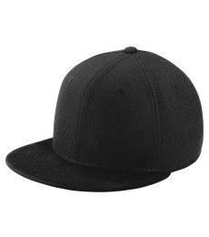 New Era NE304   Youth Original Fit Diamond Era Flat Bill Snapback Cap