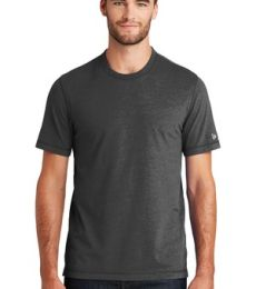 1001 NEA120 New Era  Sueded Cotton Crew Tee