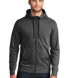 1001 NEA511 New Era  Tri-Blend Fleece Full-Zip Hoodie