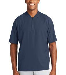 1001 NEA600 New Era  Cage Short Sleeve 1/4-Zip Jacket