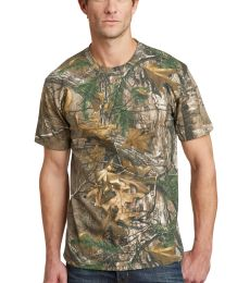 Russell Outdoors 8482 Realtree Explorer 100 Cotton T Shirt NP0021R