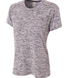 NW3296 A4 Ladies' Space Dye Tech T-Shirt