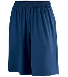 949 Augusta Sportswear Poly/Spandex Short w/ Pockets