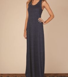 01968E1 Alternative Apparel Racerback Maxi Dress
