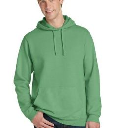Port & Co PC098H mpany   Pigment-Dyed Pullover Hooded Sweatshirt