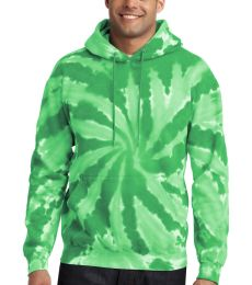 PC146 Port & Company® Essential Tie-Dye Pullover Hooded Sweatshirt