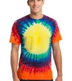 Port  Company Essential Window Tie Dye Tee PC149
