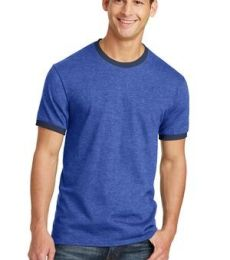 Port & Co PC54R mpany   Core Cotton Ringer Tee