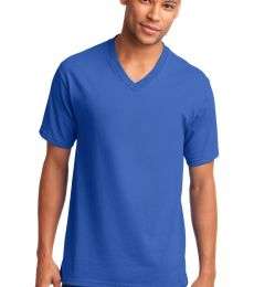 Port & Co PC54V mpany   Core Cotton V-Neck Tee