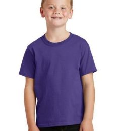 Port  Company Youth 54 oz 100 Cotton T Shirt PC54Y