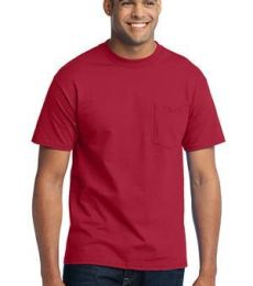 Port & Company Tall 50/50 T-Shirt with Pocket PC55PT