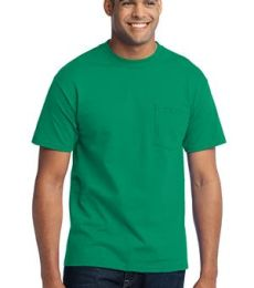 Port  Company 5050 CottonPoly T Shirt with Pocket PC55P
