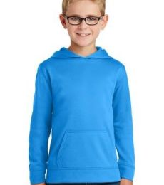244 PC590YH Port & CompanyYouth Performance Fleece Pullover Hooded Sweatshirt