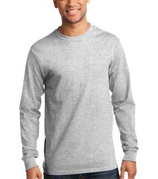 Port  Company Long Sleeve Essential T Shirt PC61LS