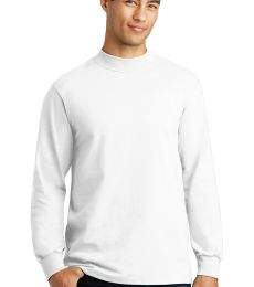 Port  Company Mock Turtleneck PC61M