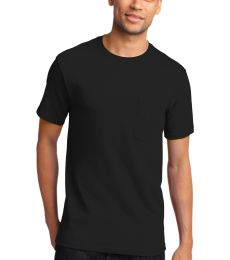 Port  Company Essential T Shirt with Pocket PC61P