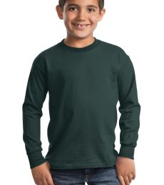 Port  Company Youth Long Sleeve Essential T Shirt PC61YLS