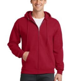 Port  Company Classic Full Zip Hooded Sweatshirt PC78ZH