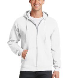 Port  Company Classic Full Zip Hooded Sweatshirt PC78ZH