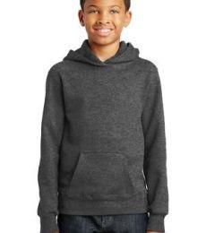 Port & Co PC850YH mpany   Youth Fan Favorite Fleece Pullover Hooded Sweatshirt