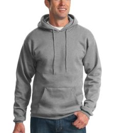Port & Co PC90HT mpany   Tall Essential Fleece Pullover Hooded Sweatshirt