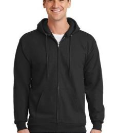 Port  Company Ultimate Full Zip Hooded Sweatshirt PC90ZH