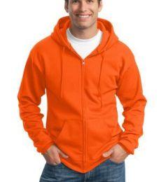 Port & Co PC90ZHT mpany   Tall Essential Fleece Full-Zip Hooded Sweatshirt