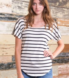 In Your Face R001IN In Your Face R01 / Ladies' Dolman Tee
