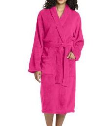 R102 Port Authority® Plush Microfleece Shawl Collar Robe