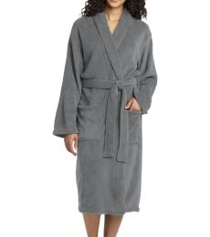 R102 Port Authority® Plush Microfleece Shawl Collar Robe