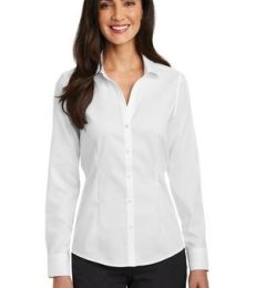 Red House RH250   Ladies Pinpoint Oxford Non-Iron Shirt