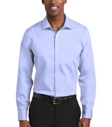 Red House RH620   Slim Fit Pinpoint Oxford Non-Iron Shirt